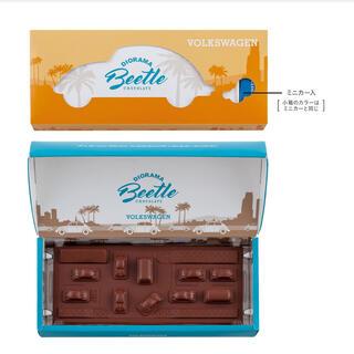 モロゾフ(モロゾフ)のビートル  チョコレート ミニカー付き(菓子/デザート)