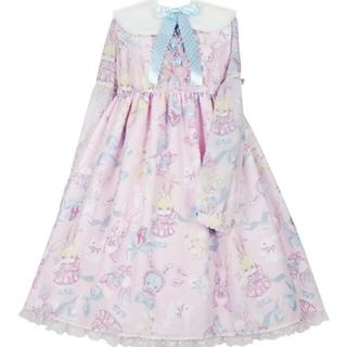 アンジェリックプリティー(Angelic Pretty)の新品mokomoko toyワンピース(ひざ丈ワンピース)