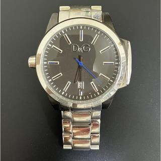ドルチェアンドガッバーナ(DOLCE&GABBANA)のドルガバ フルメタル 腕時計(腕時計(アナログ))