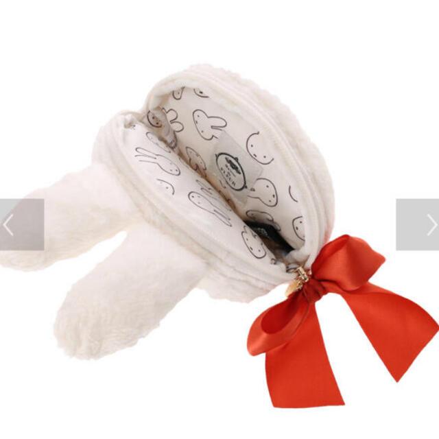 Maison de FLEUR(メゾンドフルール)のメゾンドフルール  Miffyコインケース ミッフィー 新品 完売品 レディースのファッション小物(コインケース)の商品写真