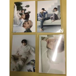 ワニブックス(ワニブックス)のJO1 写真集 progress 特典ポストカード 4枚セット(アイドルグッズ)