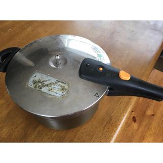 ワンダーシェフ(ワンダーシェフ)のワンダーシェフ 圧力鍋 ジャンク(鍋/フライパン)