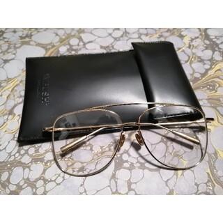 アンブッシュ(AMBUSH)のAMBUSH アンブッシュ サングラス メガネ アイウェアゴールド(サングラス/メガネ)