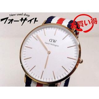 ダニエルウェリントン(Daniel Wellington)のダニエルウェリントン 時計 ■ O40R1 クラシック 40mm(腕時計(アナログ))