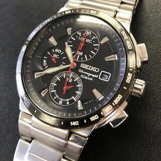 セイコー(SEIKO)のセイコー 腕時計 メンズ クロノグラフ  (腕時計(アナログ))