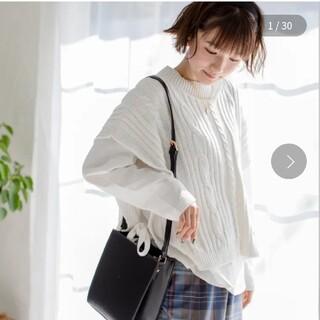コーエン(coen)のcoen 2021春物新作 ニットベスト Tシャツセット(セット/コーデ)