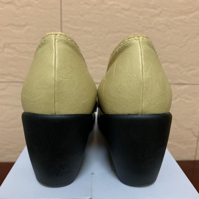 Re:getA(リゲッタ)のお値下げしました!リゲッタパンプス ベージュ Mサイズ レディースの靴/シューズ(ハイヒール/パンプス)の商品写真