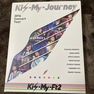キスマイフットツー(Kis-My-Ft2)のKis-My-Journey Blu-ray(ミュージック)