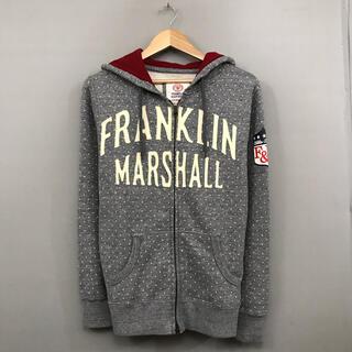 フランクリンアンドマーシャル(FRANKLIN&MARSHALL)のフランクリンマーシャル FRANKLINMARSHALL ジップアップ パーカー(パーカー)