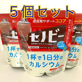 モリナガセイカ(森永製菓)のセノビー ココア カルシウム 成長期サポート(その他)