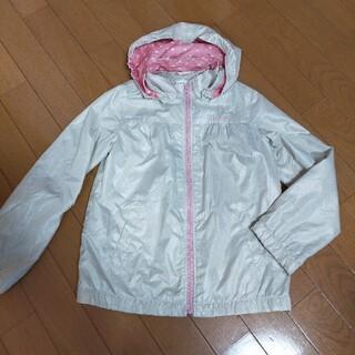 サンカンシオン(3can4on)の3can4on 130 ウィンドブレーカー 女の子(ジャケット/上着)
