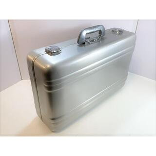 美内装 青ハリ ゼロハリバートン ビンテージ スーツケース #48981