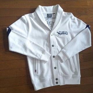 ノートン(Norton)の【たかし8338様専用】Norton  刺繍ジャケット 【白】(その他)