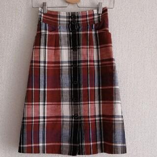マッキントッシュフィロソフィー(MACKINTOSH PHILOSOPHY)のMACKINTOSH PHILOSOPHY スカート☆(ひざ丈スカート)