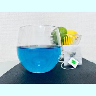 バタフライピー ティーパック 使いやすい 紐なし5袋セット(茶)