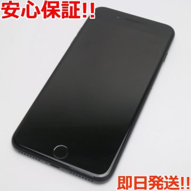 iPhone(アイフォーン)の美品 SIMフリー iPhone7 PLUS 256GB ブラック スマホ/家電/カメラのスマートフォン/携帯電話(スマートフォン本体)の商品写真