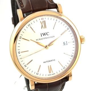 インターナショナルウォッチカンパニー(IWC)の未使用 インターナショナルウォッチカンパニー 356504 ポートフィノ 腕時計(腕時計(アナログ))