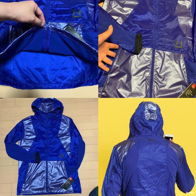 UNDER ARMOUR(アンダーアーマー)の新品L  アンダーアーマー 18S UA PERPETUAL FZ JACK メンズのジャケット/アウター(ナイロンジャケット)の商品写真
