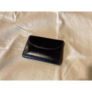 ホワイトハウスコックス(WHITEHOUSE COX)のWhitehouseCox 財布(折り財布)