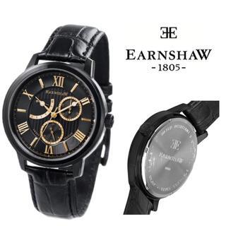 アーンショウ(EARNSHAW)の新品 EARNSHAW コーンウォール CORNWALL メンズ 腕時計(腕時計(アナログ))