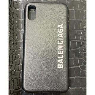 バレンシアガ(Balenciaga)のBALENCIAGA iPhone Xケース(iPhoneケース)