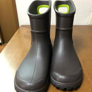 クロックス(crocs)のCROCS wellie rain boot クロックス ウェリー レインブーツ(長靴/レインシューズ)