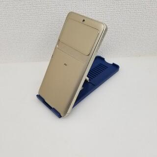 キョウセラ(京セラ)の984  ジャンク au KYV43 BASIO3(スマートフォン本体)