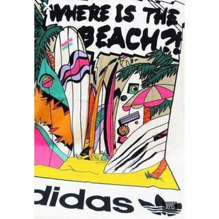 アディダス(adidas)の未使用品adidas/アディダス マルチカラー ビーチ タオル (タオル/バス用品)