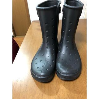 クロックス(crocs)のCROCS reny 2.0 boot クロックス レイン ブーツ(長靴/レインシューズ)