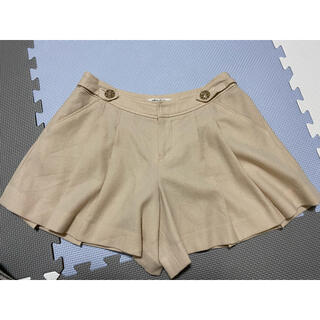 アプワイザーリッシェ(Apuweiser-riche)のプライドグライド キュロットスカート ショートパンツ(キュロット)