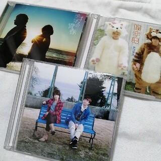 ジャニーズ(Johnny's)のテゴマス CD アルバム セット DVD テゴマスの青春 猫中毒 青いベンチ(その他)