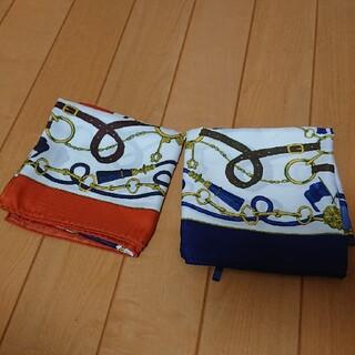 ジーユー(GU)のスカーフ2枚セット(バンダナ/スカーフ)