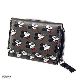 シップス(SHIPS)のmini 3月号 の付録 ミッキーマウス ミニ財布(財布)