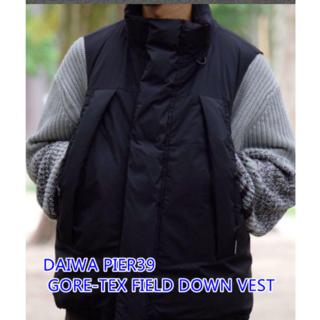 ダイワ(DAIWA)のAH.H DAIWA PIER39 コラボ ダウンベスト M(ダウンベスト)