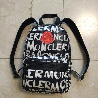 モンクレール(MONCLER)の美品 MONCLE  モンクレール バックパック/リュック(リュック/バックパック)