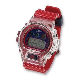 ジーショック(G-SHOCK)の新品 2021年モデル 広島東洋カープ 限定 G-SHOCK(腕時計(デジタル))