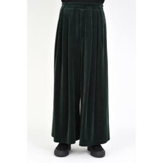 LAD MUSICIAN - LAD MUSICIAN 3TUCK CROPPED WIDE PANTS
