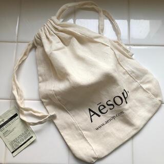 イソップ(Aesop)のAesop イソップ  巾着 サンプルセット(ショップ袋)