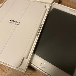 アップル(Apple)のiPad mini5 7.9インチ 第5世代 Wi-Fi 64GB シルバー(タブレット)