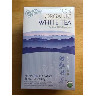 白茶 ホワイトティー 30包 100%オーガニック(茶)