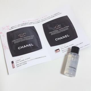 シャネル(CHANEL)のCHANEL シャネル ルリフト サンプル(化粧水/ローション)
