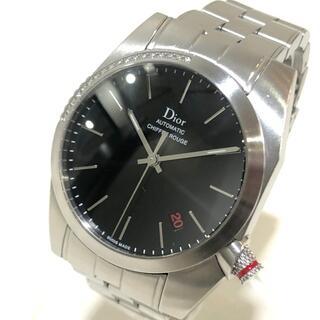 ディオールオム(DIOR HOMME)のディオール・オム CD084512M001 シフルルージュ メンズ腕時計 自動巻(腕時計(アナログ))