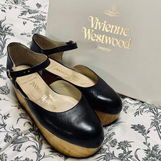 ヴィヴィアンウエストウッド(Vivienne Westwood)のVivienne Westwood ロッキンホース ベイビー 廃盤 希少 レア(ローファー/革靴)