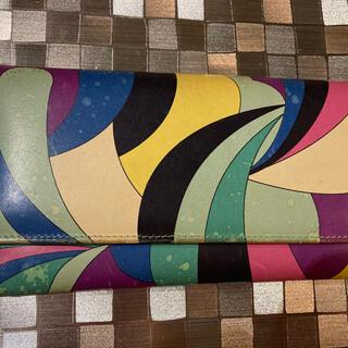エミリオプッチ(EMILIO PUCCI)のエミリオプッチ 長財布(財布)