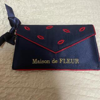 メゾンドフルール(Maison de FLEUR)のMaison de FLEUR マスクケース(ポーチ)