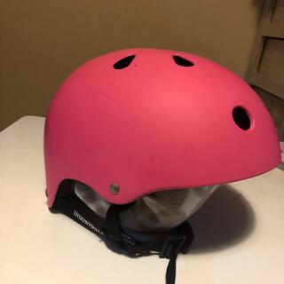 インダストリアルカテゴリー(INDUSTRIAL CATEGORY)のINDUSTRIAL ヘルメット Sサイズ 子供(スケートボード)