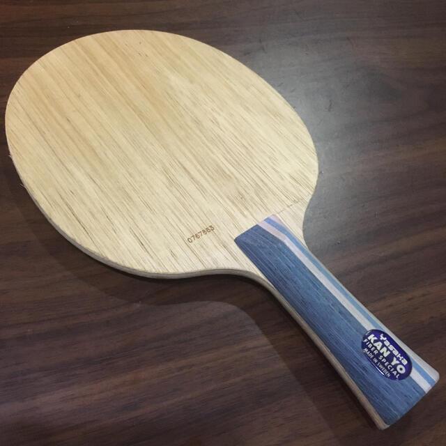 Yasaka(ヤサカ)のKAN YO  FIBER SPECIAL  卓球ラケット スポーツ/アウトドアのスポーツ/アウトドア その他(卓球)の商品写真