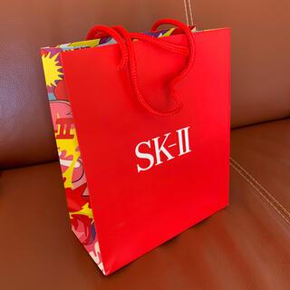 エスケーツー(SK-II)のSK-II  ショップ袋2枚 2019クリスマスコフレ版(ショップ袋)
