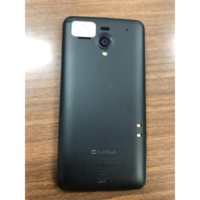 AQUOS(アクオス)のaquos 206SH スマホ/家電/カメラのスマートフォン/携帯電話(スマートフォン本体)の商品写真