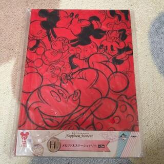 ディズニー(Disney)のミッキーミニー ハードカバーノート(ノート/メモ帳/ふせん)